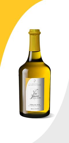 vin jaune domaine de sainte marie